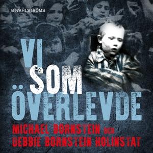 Vi som överlevde (ljudbok) av Michael Bornstein