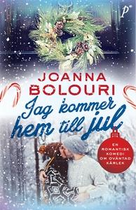 Jag kommer hem till jul (e-bok) av Joanna Bolou