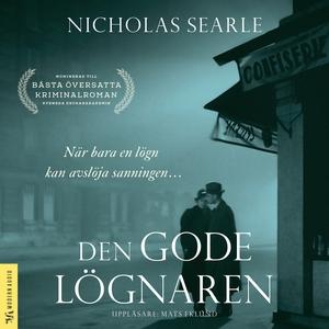 Den gode lögnaren (ljudbok) av Nicholas Searle