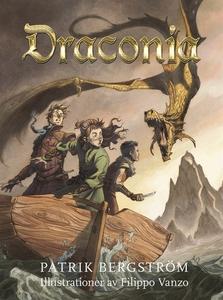 Draconia (e-bok) av Patrik Bergström