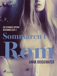 Sommaren i Rom - En kvinnas intima bekännelser