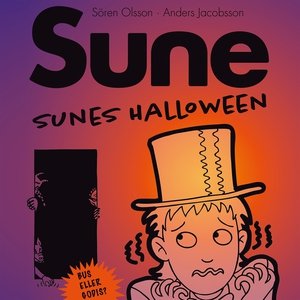 Sunes Halloween (ljudbok) av Sören Olsson, Ande