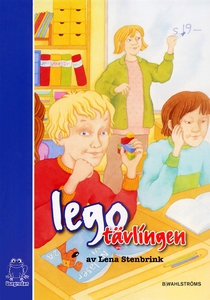Legotävlingen (e-bok) av Lena Stenbrink