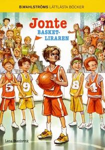 Jonte, basketliraren (e-bok) av Lena Stenbrink
