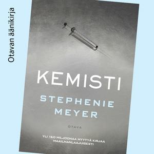 Kemisti (ljudbok) av Stephenie Meyer
