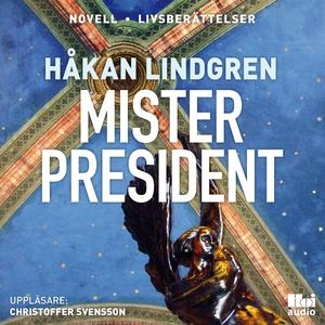 Mister President (ljudbok) av Håkan Lindgren