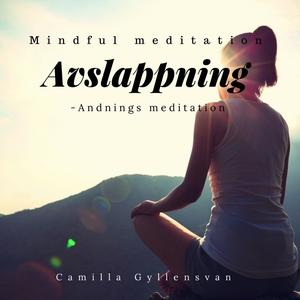 Avslappning -Andnings Meditation (ljudbok) av C