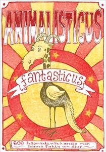 xAnimalisticus fantasticus (e-bok) av Nicotext