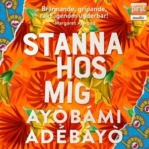 Stanna hos mig (ljudbok) av Ayobami Adebayo