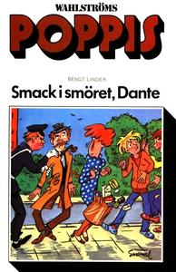 Dante 33 - Smack i smöret, Dante (e-bok) av Ben