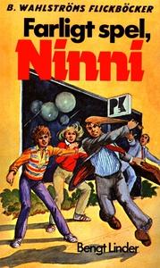 Ninni 4 - Farligt spel, Ninni (e-bok) av Bengt