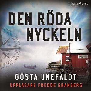 Den röda nyckeln (ljudbok) av Gösta Unefäldt