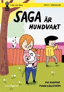 Saga och Max 5 - Saga är hundvakt (e-bok) av Pi