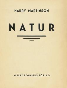 Natur : Dikter (e-bok) av Harry Martinson