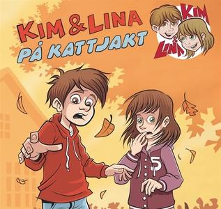 Kim & Lina på kattjakt (ljudbok) av Torsten Ben