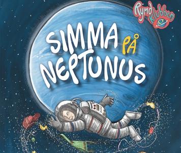 Rymdklubben ET - Simma på Neptunus (ljudbok) av