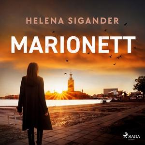 Marionett (ljudbok) av Helena Sigander
