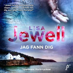 Jag fann  dig (ljudbok) av Lisa Jewell