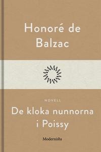 De kloka nunnorna i Poissy (e-bok) av Honoré De