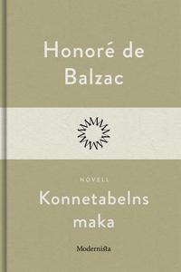 Konnetabelns maka (e-bok) av Honoré De Balzac