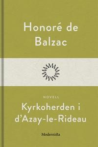 Kyrkoherden i d'Azay-le-Rideau (e-bok) av Honor