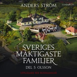 Sveriges mäktigaste familjer, Olsson: Del 5 (lj