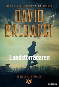 Landsförrädaren (e-bok) av David Baldacci