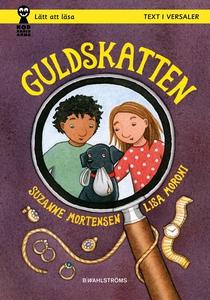 Detektiverna 2 - Guldskatten (e-bok) av Suzanne