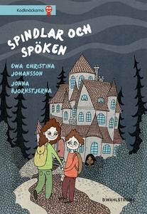 Spökhuset 1 - Spindlar och spöken (e-bok) av Ew
