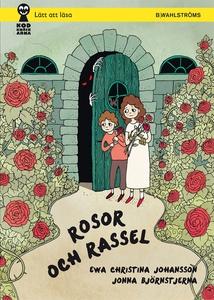 Spökhuset 3 - Rosor och rassel (e-bok) av Ewa C