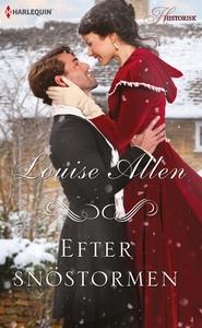 Efter snöstormen (e-bok) av Louise Allen
