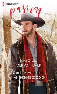Mer än hjälp/Kärlekens scoop (e-bok) av Sarah M
