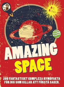 Amazing Space SWE (PDF) (e-bok) av Carl-Johan G