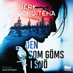 Den som göms i snö (ljudbok) av Jerk Schuitema