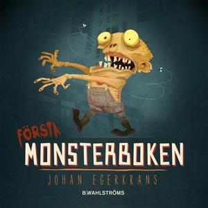 Första monsterboken (e-bok) av Johan Egerkrans