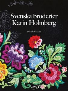 Svenska broderier (e-bok) av Karin Holmberg