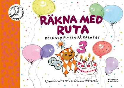 Räkna med Ruta : Dela och plussa på kalaset (e-