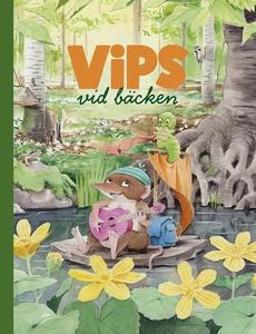Vips vid bäcken (e-bok) av Oskar Jonsson