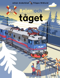 Bojan och tåget (e-bok) av Johan Anderblad