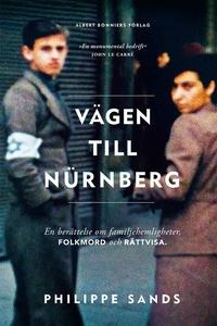 Vägen till Nürnberg : En berättelse om familjeh