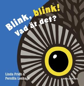 Blink blink! Vad är det? (e-bok) av Linda Fridh