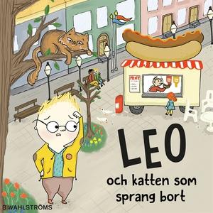 Leo 2 - Leo och katten som sprang bort (ljudbok