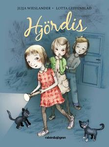 Hjördis (ljudbok) av Jujja Wieslander