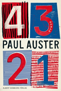 4321 (e-bok) av Paul Auster