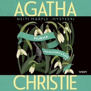 Murha maalaiskylässä (ljudbok) av Agatha Christ