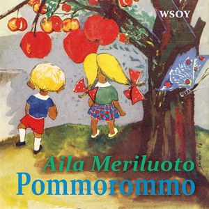 Pommorommo (ljudbok) av Aila Meriluoto