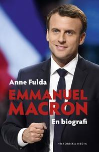 Emmanuel Macron (e-bok) av Anne Fulda
