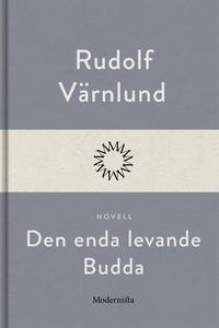 Den enda levande Budda (e-bok) av Rudolf Värnlu
