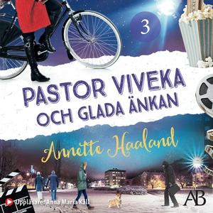 Pastor Viveka och Glada änkan (ljudbok) av Anne