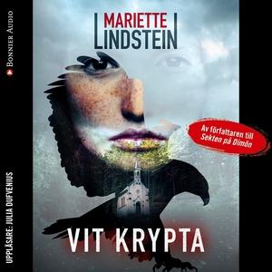 Vit krypta (ljudbok) av Mariette Lindstein